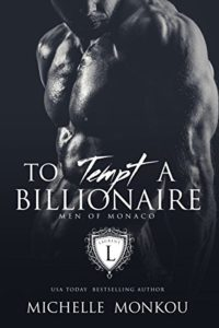 Cover Art for To Tempt A Billionaire by Michelle Monkou