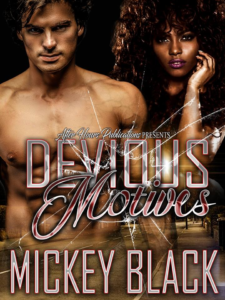 Cover Art for Devious Motives by Mickey Black