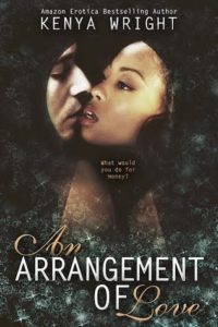 Cover Art for An Arrangement of Love by Kenya Wright