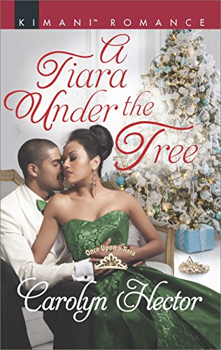 Cover Art for A Tiara Under the Tree by Carolyn Hector