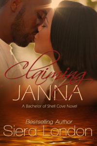 Cover Art for Claiming Janna by Siera London