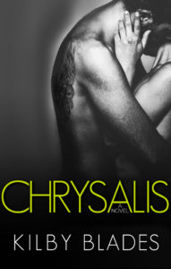 Cover Art for Chrysalis by Kilby Blades