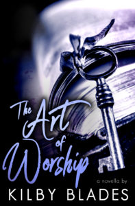 Cover Art for The Art of Worship by Kilby Blades