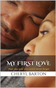 Cover Art for My First Love by Cheryl Barton