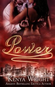 Cover Art for Power by Kenya Wright