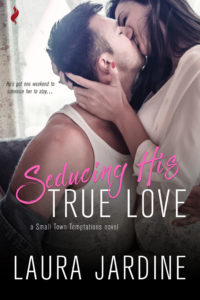 Cover Art for Seducing His True Love by Laura Jardine