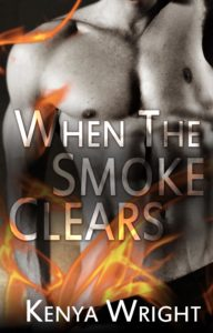 Cover Art for When the Smoke Clears by Kenya Wright