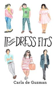 Cover Art for IF THE DRESS FITS by Carla de Guzman