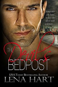 Cover Art for THE DEVIL'S BEDPOST by Lena Hart