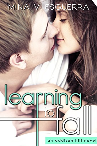 Cover Art for LEARNING TO FALL by Mina V. Esguerra