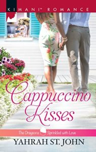 Cover Art for CAPPUCCINO KISSES by Yarhar St. John