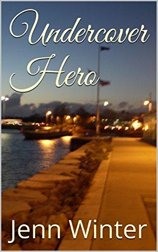 Cover Art for Undercover Hero by Jenn Winter
