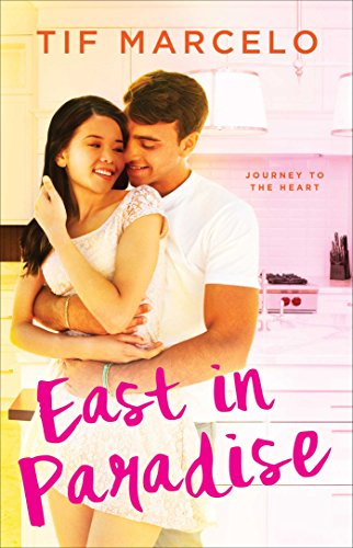 Cover Art for EAST IN PARADISE by Tif Marcelo