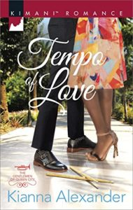 Cover Art for Tempo of Love by Kianna Alexander