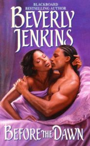 Cover Art for BEFORE THE DAWN by Beverly Jenkins