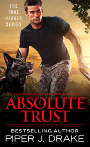 Cover Art for Absolute Trust by Piper J. Drake