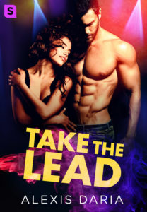 Cover Art for Take the Lead by Alexis Daria