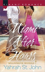 Cover Art for Miami After Hours by Yahrah St. John