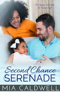 Cover Art for Second Chance Serenade by Mia Caldwell