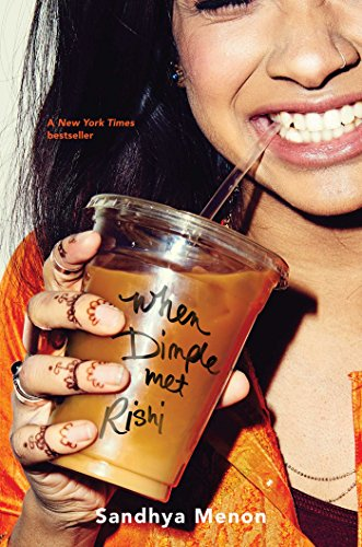 Cover Art for When Dimple Met Rishi by Sandhya Menon