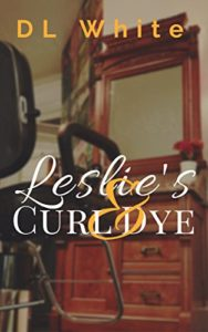 Cover Art for Leslie's Curl and Dye by DL White
