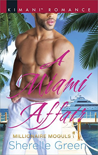 Cover Art for A Miami Affair by Sherelle Green