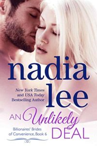 Cover Art for An Unlikely Deal by Nadia Lee