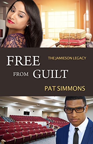 Cover Art for Free From Guilt by Pat Simmons