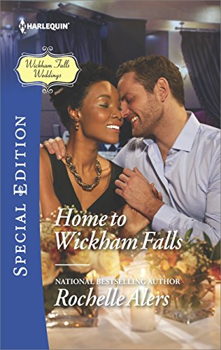 Cover Art for Home to Wickham Falls by Rochelle Alers