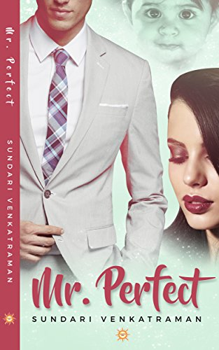 Cover Art for Mr. Perfect by Sundari Venkatraman