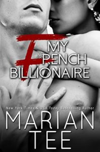 Cover Art for My French Billionaire by Marian Tee