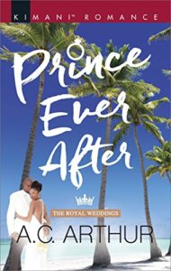 Cover Art for Prince Ever After by A.C. Arthur