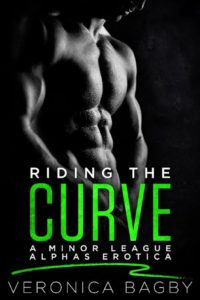 Cover Art for Riding the Curve by Veronica Bagby