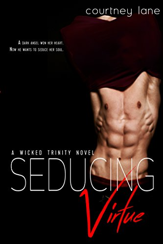 Cover Art for Seducing Virtue by Courtney Lane
