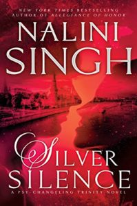 Cover Art for Silver Silence by Nalini Singh