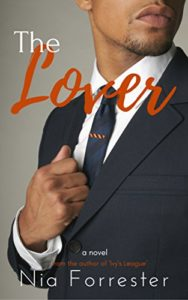 Cover Art for The Lover by Nia Forrester