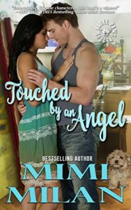 Cover Art for Touched by an Angel by Mimi Milan