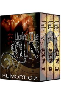 Cover Art for Under the Gun Boxset by BLMorticia