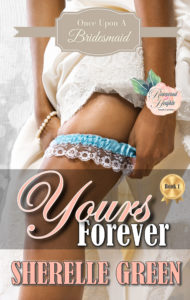 Cover Art for Yours Forever by Sherelle Green