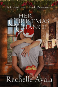 Cover Art for Her Christmas Chance by Rachelle Ayala