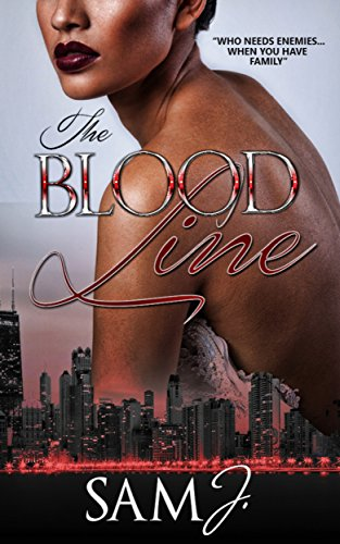Cover Art for The Blood Line by Sam J.