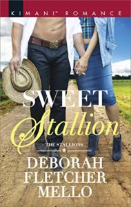 Cover Art for Sweet Stallion by Deborah Fletcher Mello