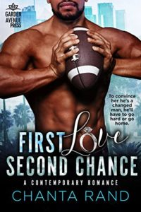 Cover Art for First Love Second Chances by Chanta Rand