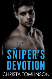 Cover Art for A Sniper's Devotion by Christa Tomlinson