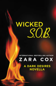 Cover Art for Wicked S.O.B. by Zara Cox