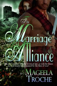 Cover Art for The  Marriage Alliance by Mageela Troche