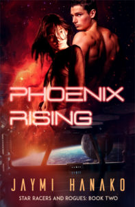 Cover Art for Phoenix Rising by Jaymi Hanako