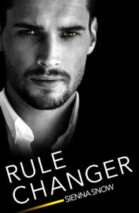Cover Art for Rule Changer by Sienna Snow