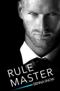 Cover Art for Rule Master by Sienna Snow