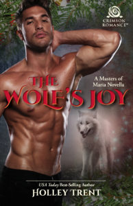 Cover Art for The Wolf's Joy by Holley Trent